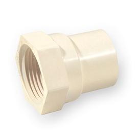 Mova PVC-C, Nibco 4703-005, 1/2IN klijuojamas vidus/vidinis sriegis
