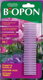 Biopon Flowering Plant Fertilizing Sticks 30pcs