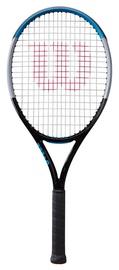Tennisereket Wilson Ultra, sinine/must/hall