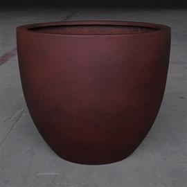 Вазон SN Ceramic Flower Pot RP17-285 D36cm Red