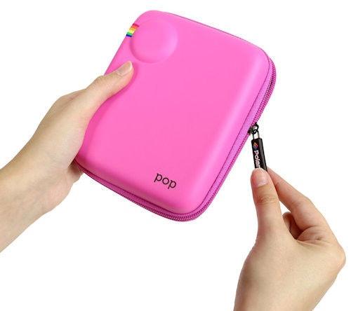 Polaroid EVA Case For Polaroid POP Camera Pink