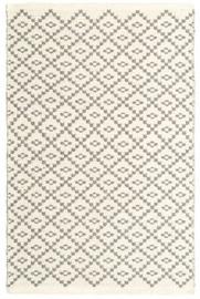Kilimas 4Living Dhurrie Huurre Gray/White, 230x160 cm