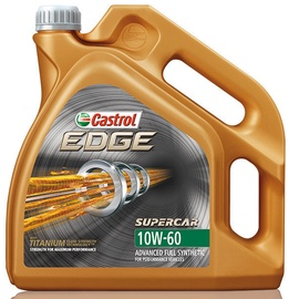 Castrol Edge Titanium FST Supercar 10W60 Engine Oil 4l