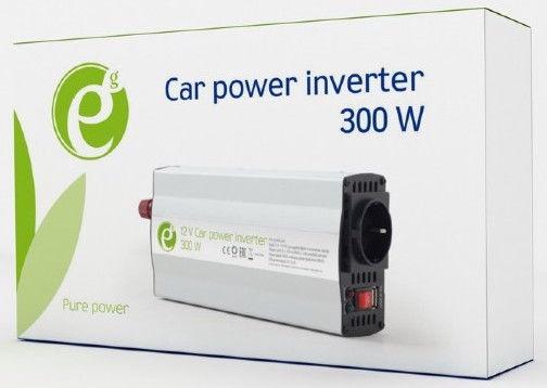 EnerGenie by Gembird Car Power Inverter EG-PWC-042