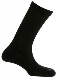 Zeķes Mund Socks City Winter Black, L, 1 gab.