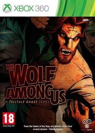 Wolf Among Us: A Telltale Games Series Xbox 360
