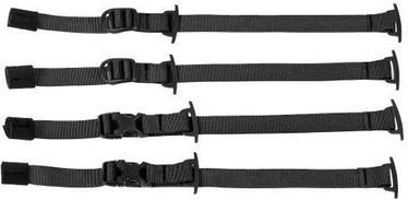 Ortlieb Compression-Staps Black