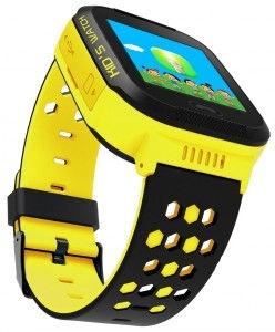 Умные часы ART Watch Phone Go GPS, желтый