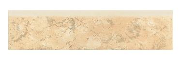 Põrandaplaat, sokliliist, Stella, 33,3x8 cm