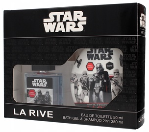 La Rive Star Wars First Order 50ml Parfum Deodorant + 250ml Bath Gel & Shampoo 2 in 1