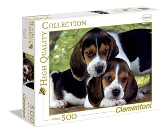 Puzle Clementoni Close Together 30289, 500 gab.