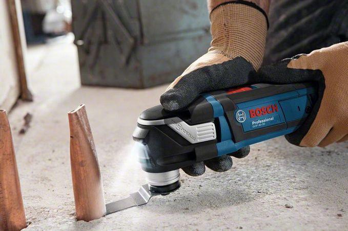 Bosch GOP 40-30 Multi-Cutter with Accessories