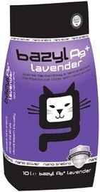 Kassiliiv Bazyl Ag+ Lavander Cat Litter 10l