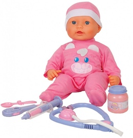 Dromader Agusia Doctor Baby Doll 00827