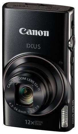 Canon IXUS 285 HS Black Essential Kit