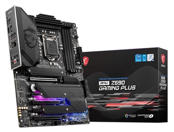 Mātesplate MSI MPG Z590 Gaming Plus