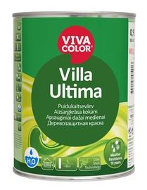 Krāsa kokam Vivacolor Villa Ultima A, 0.9 l, balta