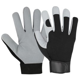 SN Synthetic Leather Gloves AB-9070 XXL
