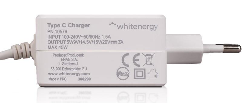 Whitenergy USB-C Adapter 10576