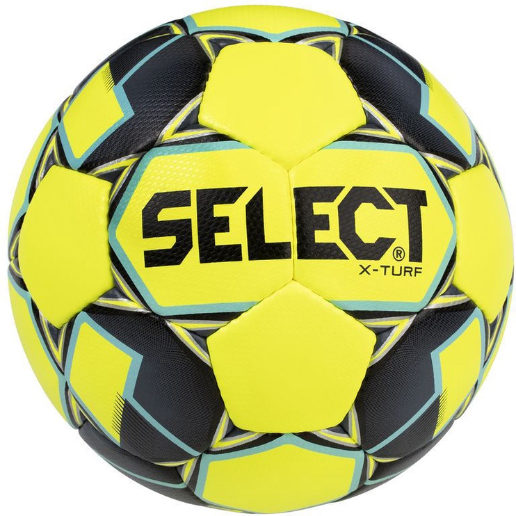 Select X-Turf 2019 Ball 14994 Yellow/Blue Size 4