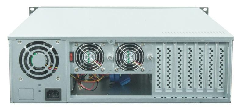 """Chieftec Server Case 19"""" 3U UNC-310A-B-OP"""