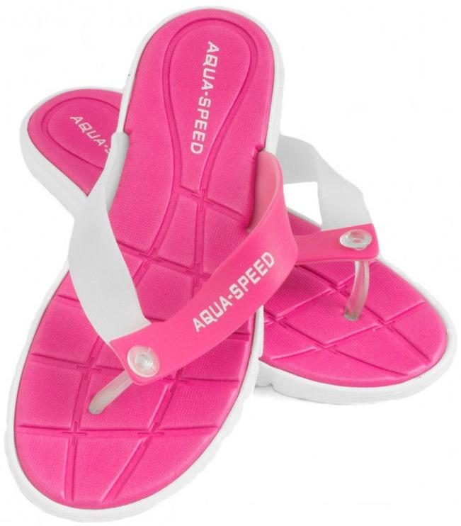 Aqua Speed Bali Pink /White 37