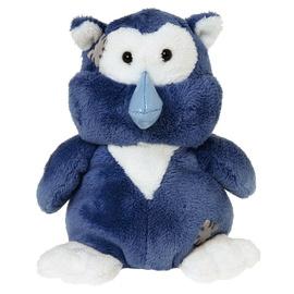 Carte Blanche My Blue Nose Friends Owl Blue