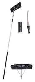 Universalus sniego valymo ir šakų karpymo įrankis SSHD-1,193 cm