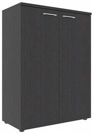 Skyland Xten XMC 85.1 Office Wardrobe 85.6x119x43.2cm Legno Dark
