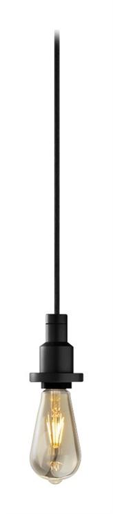 SPULDZE LED 1906 FIL ST64 4W E27 824 (OSRAM)