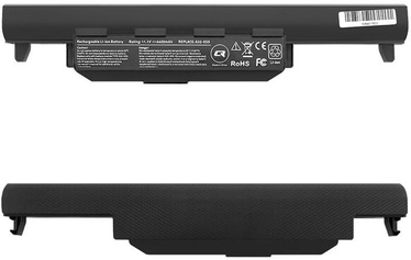 Qoltec Long Life Notebook Battery For Asus K55 A32-K55 4400mAh