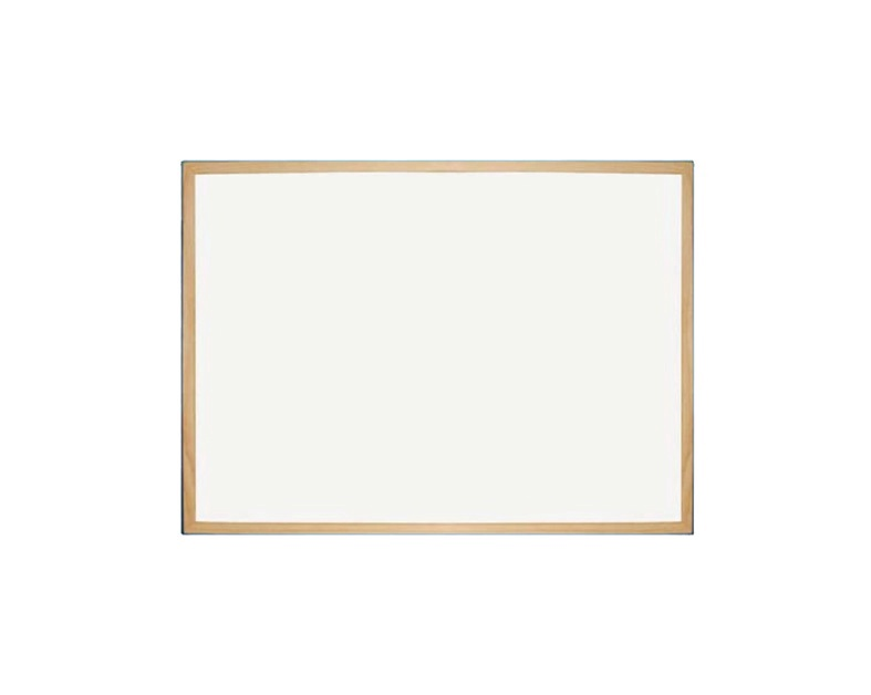 SN Magnetic Board Wooden Frame 60x90cm