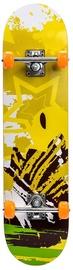 Meteor Wooden Skateboard Yellow 22622