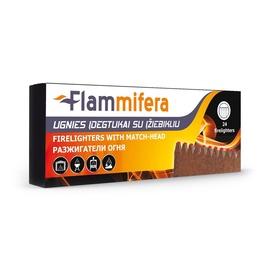 Ugnies įžiebimo įdegtukai Flammifera, 24 vnt.