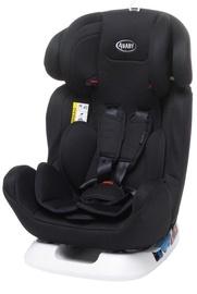 Automobilinė kėdutė 4Baby Captiva Black, 0 - 36 kg