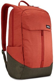 Thule Lithos Backpack 15.6'' Red