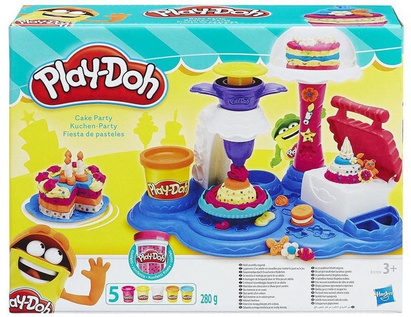 Hasbro Play-Doh Cake Party B3399