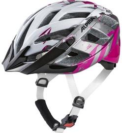 Alpina Sports Panoma 2.0 Helmet White/Pink 52-57cm
