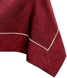 AmeliaHome Gaia Tablecloth PPG Claret 140x450cm