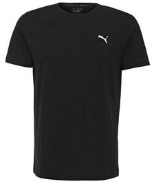 Puma Essential Tee Shirt 83823801 Black L