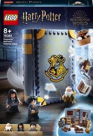 Конструктор LEGO Harry Potter Учёба в Хогвартсе: Урок заклинаний 76385, 256 шт.
