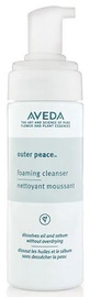 Makiažo valiklis Aveda Outer Peace Foaming Cleanser, 125 ml