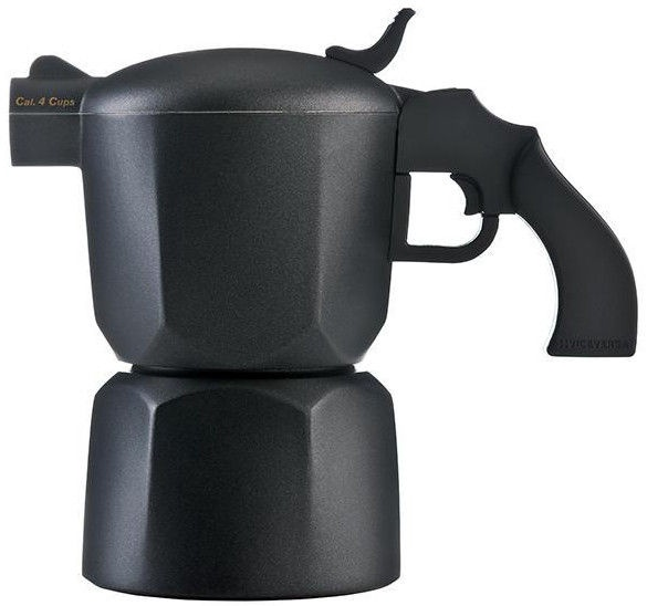 ViceVersa Coffee Machine 175ml Black