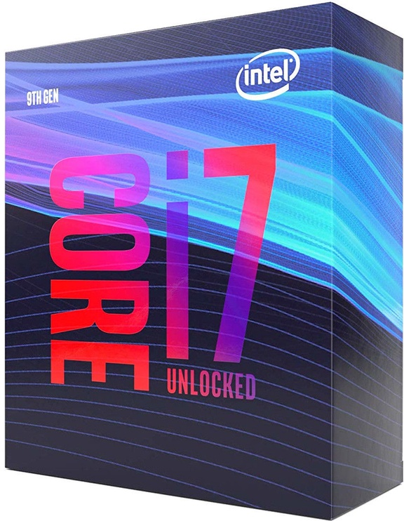 Procesors Intel® Core™ i7-9700K 3.60GHz 12MB BOX BX80684I79700K