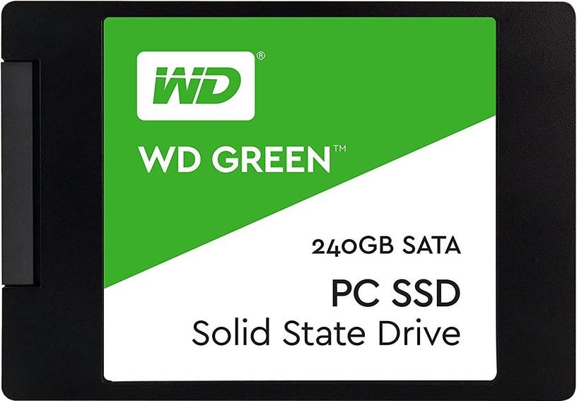 """Western Digital Green 240GB SATAIII 2.5"""" WDS240G2G0A"""
