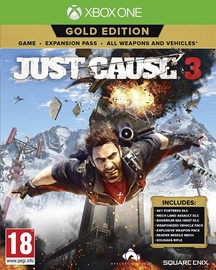 Just Cause 3 Gold Edition Incl. Expansion Pass Xbox One