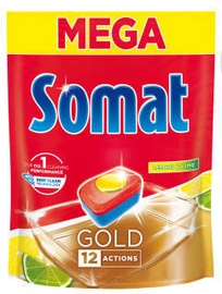 Somat Gold Lemon Doypack Tablets 54pcs