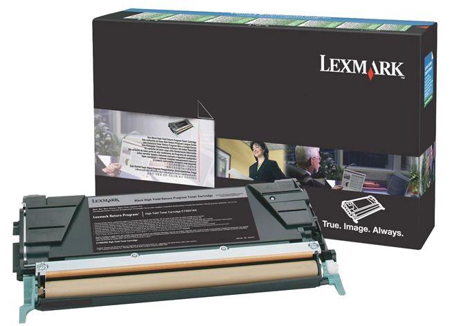 Lazerinio spausdintuvo kasetė Lexmark 80C2HKE Black