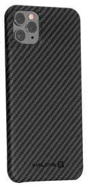 Evelatus Premium Carbon Back Case For Apple iPhone 11 Pro Black