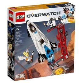 Konstruktorius LEGO® Overwatch 75975 Stebėjimo punktas: Gibraltaras